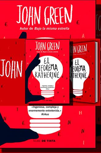 El teorema de katherine - John green - Mejores Frases portada del libro