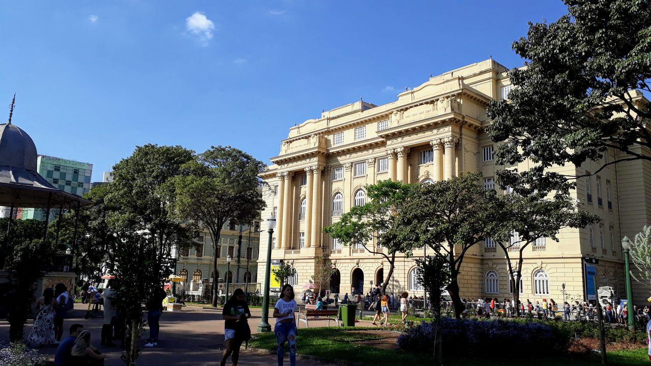 Centro Cultural Banco do Brasil -  Circuito Praça da Liberdade, Belo Horizonte
