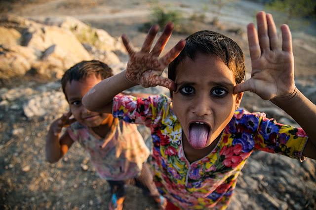 hathi gaon jaipur travel rajasthan boy girl