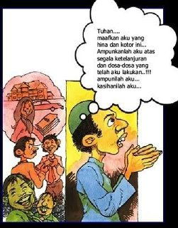 Ustazah Gersang Di Bulan Ramadhan.