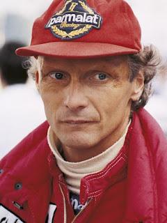 Niki Lauda. Celebrities we lost in 2019. Rachel Hancock @retrogoddesses