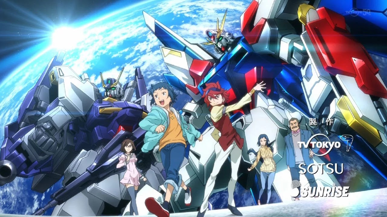 Sunrise Reveals Gundam Build Fighters Next Project Gundam Build _Extra Battle.