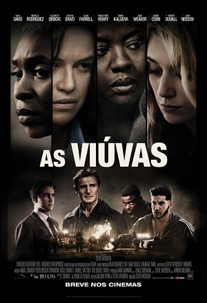 Filme As Viúvas - Legendado 2018 Torrent