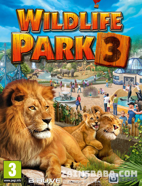Wildlife Park 3 Creatures of the Caribbean downloat at http://www.zainsbaba.com/2017/12/wildlife-park-3-creatures-of-the-caribean-free-download.html