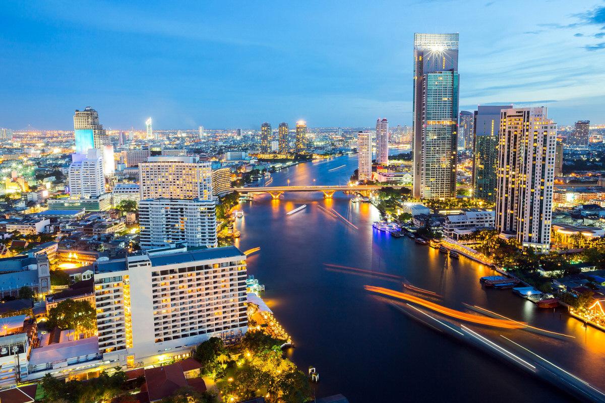 Thủ đô Bangkok Thái Lan