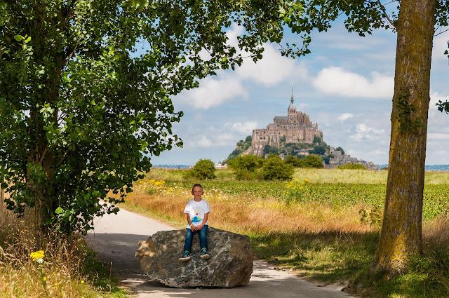 Mont saint michel francja co zwiedzić co zobaczyć czy warto