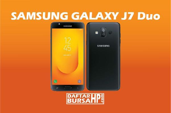 Samsung Galaxy J7 Duo Harga dan Spesifikasi