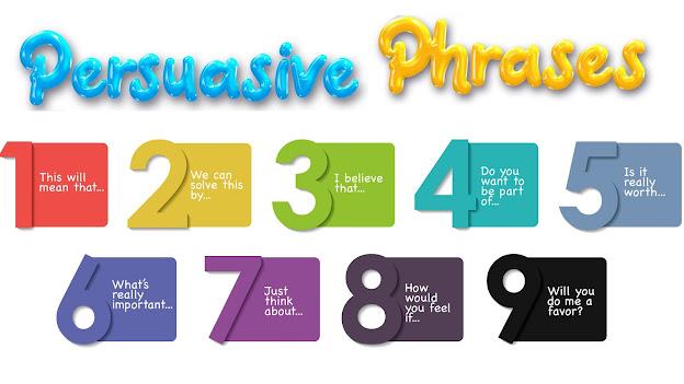 persuasive phrases