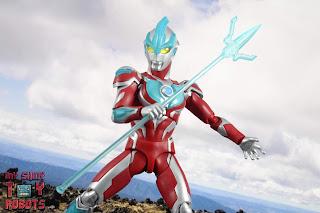 S.H. Figuarts Ultraman Ginga 23