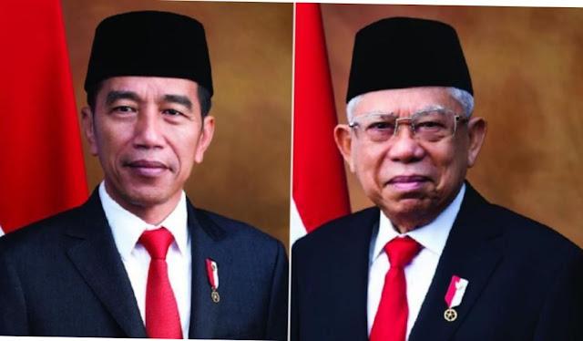 Jokowi - Ma'ruf Amin