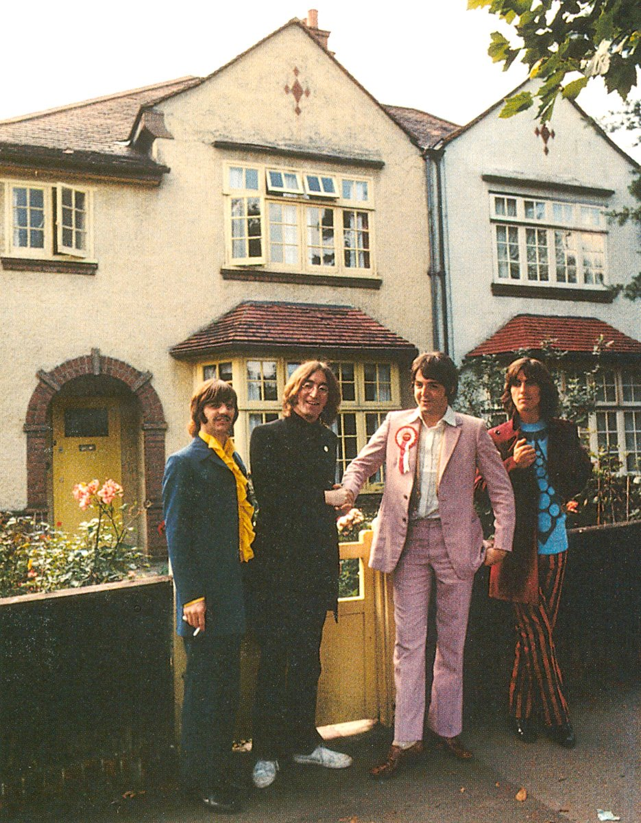 Rare And Interesting Pictures Of The Beatles From The Mad