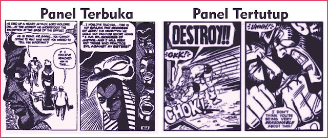 jenis-panel-komik