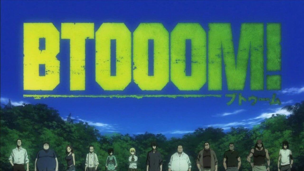10 Rekomendasi Anime Mirip BTOOOM!
