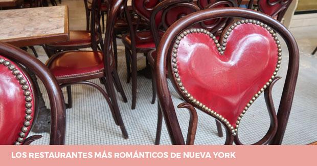 restaurantes mas romanticos de Nueva York