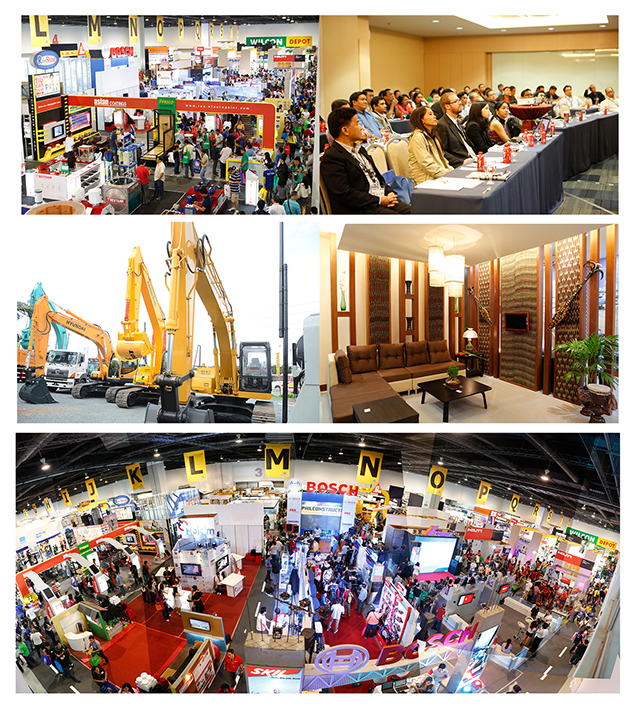 PhilConstruct 2013 Top View Shot