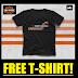 Free Harley Davidson T-Shirt!