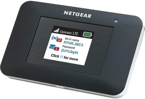 Review NETGEAR AC797-100NAS Hotspot 4G LTE Router
