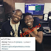 Big brother naija winner efe pictured with mavins boss Don jazzy