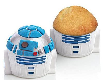R2-D2 Cupcake Maker