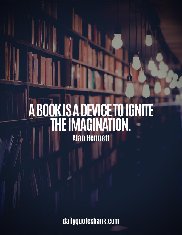 Quotes About Imagination and Books