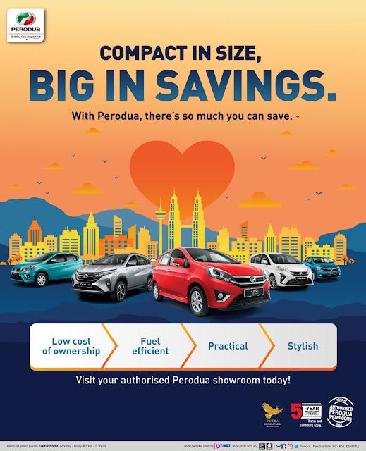 Promosi Perodua Bulan July 2019