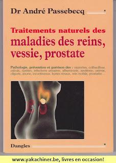 maladies des reins, vessie, prostate, 1993