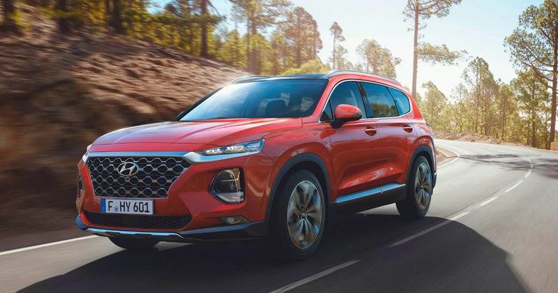 6 great things about the 2019 Hyundai SantaFe