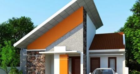 64 Desain Rumah Minimalis Budget 100 Juta Terbaru