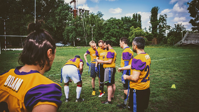 Bucharest Others Flag Football 2 Iunie 2019