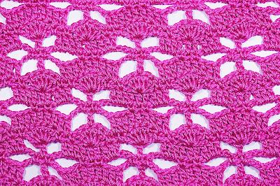 5 - Crochet IMAGEN Puntada a crochet especial para mantas y cobijas por MAJOVEL CROCHET