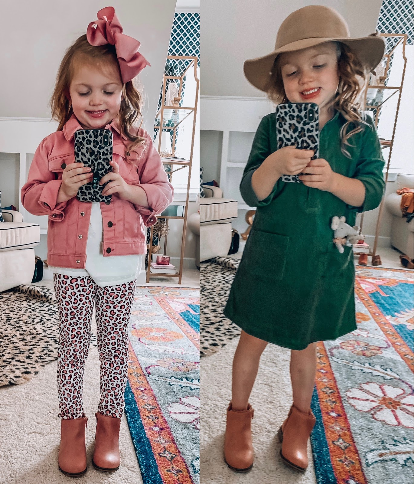 Old Navy Toddler Girls 2019 Fall Style - Madeline's Picks - Somethig Delightful Blog #affordablefashion