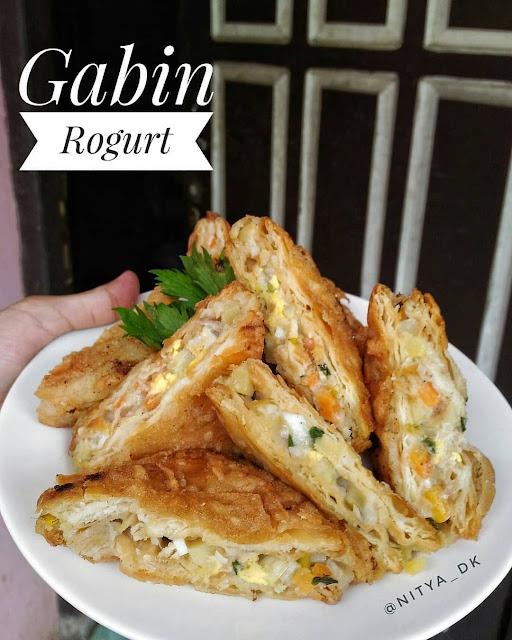 resep gabin, snack mudah, resep kuliah, resep indonesia, resep nusantara