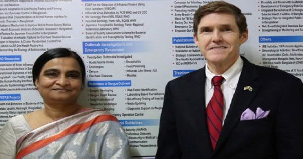 US will help prevent the virus in Bangladesh