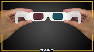 نظارات ثلاثية الأبعاد