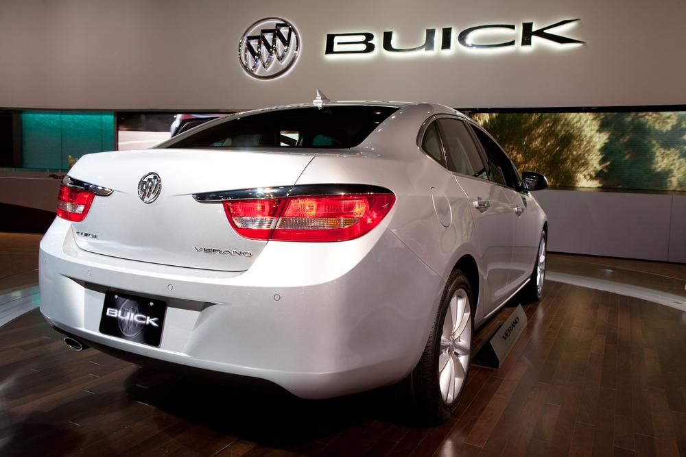 A Buick Verano Rochester NY