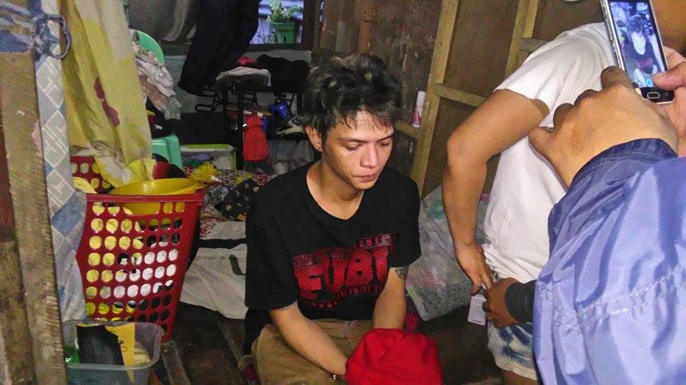 Mag Live In Partners Dakop Sa Drug Bust Operation Bacolod News Media