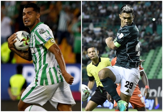Definido rival del Atlético Nacional en la semifinal de la Copa BetPlay 2021: Duelo de verdes en el FPC