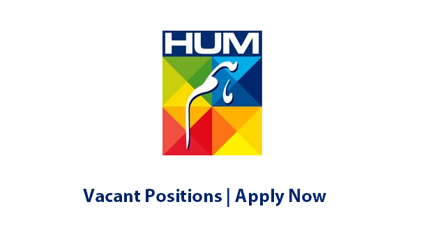 HUM TV Network Ltd Internship 2019 Apply Online