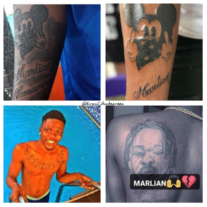 Naira Marley's Loyal Fans 'Marlians' Shows Their Unconditional Love for the Artist