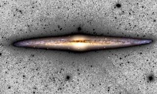 Milky Way Is Getting Bigger