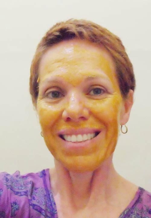 O Segredo Da Beleza Indiana Receita De Mascara De Acafrao Clube