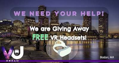 win a FREE VR Headset giveaway
