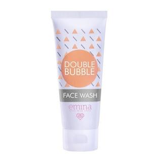 Review Emina Double Bubble Face Wash Atasi Jerawat dan Minyak Berlebihan