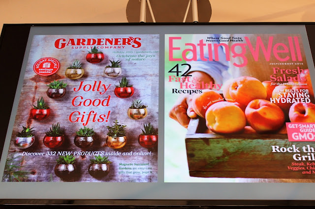 Joann Palmisano stylist at Eating Well magazine