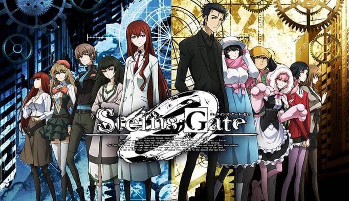 جميع حلقات انمي Steins Gate 0 الموسم الثاني مترجم على عدة سرفرات للتحميل والمشاهدة المباشرة أون لاين جودة عالية HD
