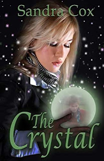 The Crystal - a romantic suspense with a touch of paranormal by Sandra Cox
