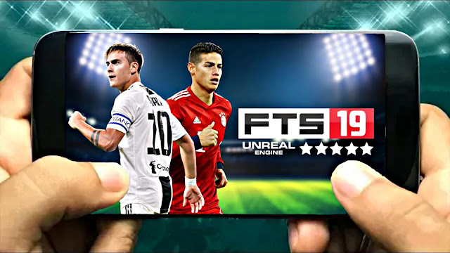 FTS 2019 Android Offline 300 MB HD Graphics