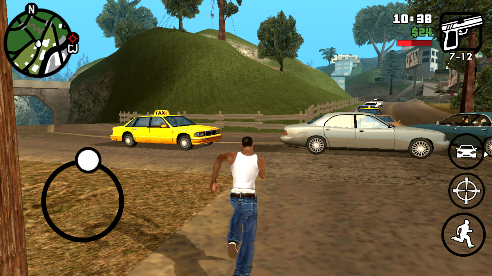 download gta san andreas android apk + data