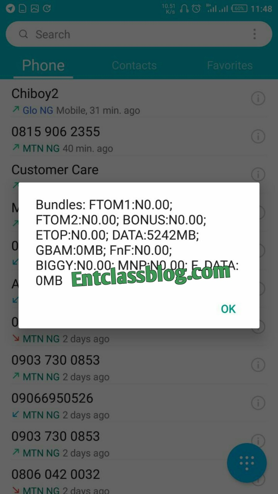 glo data cheat