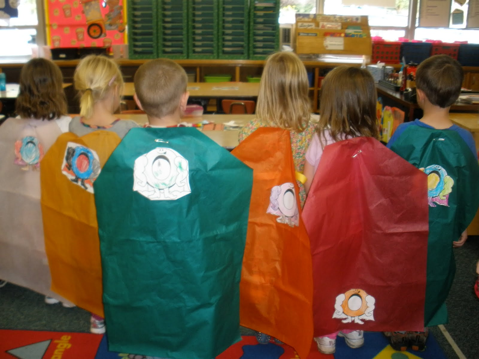 The Art Of Teaching A Kindergarten Blog Look What We